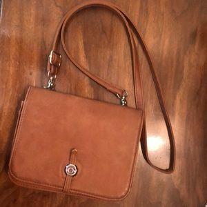 Handbags - Small saddle bag